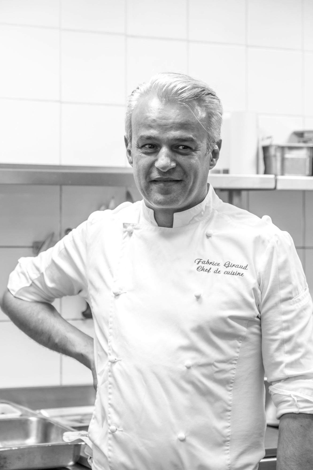 Lo Chef Fabrice Giraud ©JulieLimont